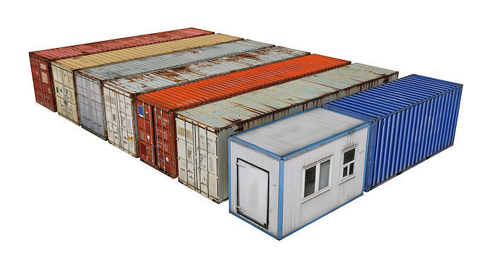 Containers Pack
