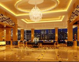 3d hall lobby 22257