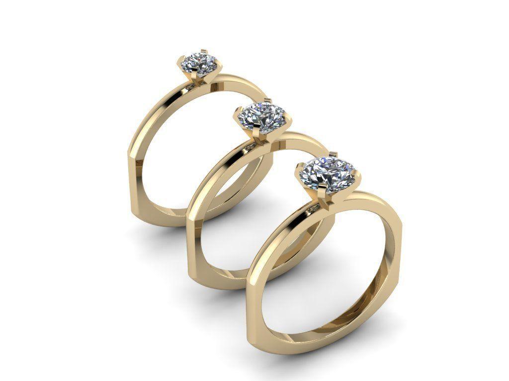 Jewelry Rings NINE RINGS  001