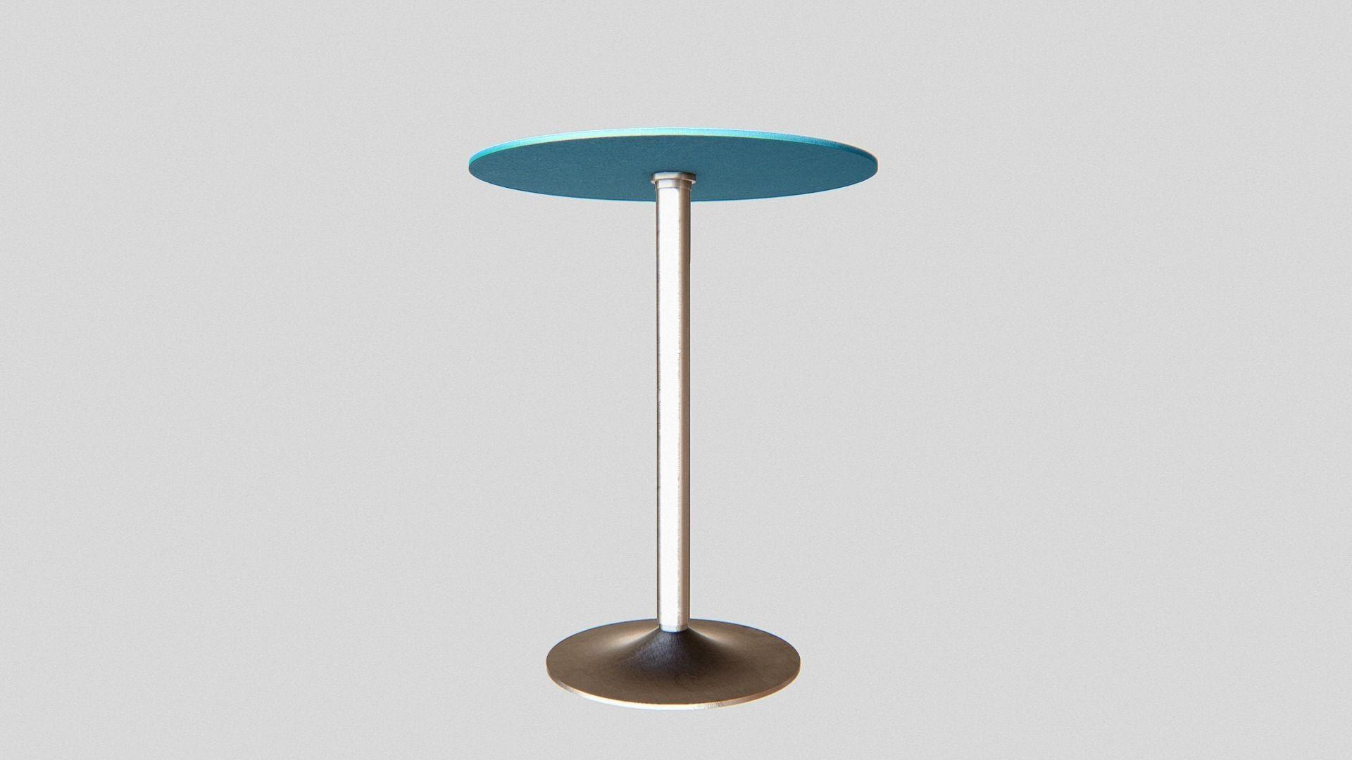 Table 3 3d model for Table 3d model