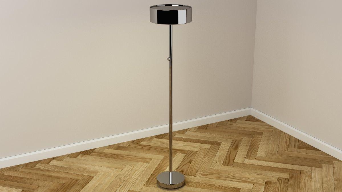 Stockholm Floor Lamp Ikea Cgtrader