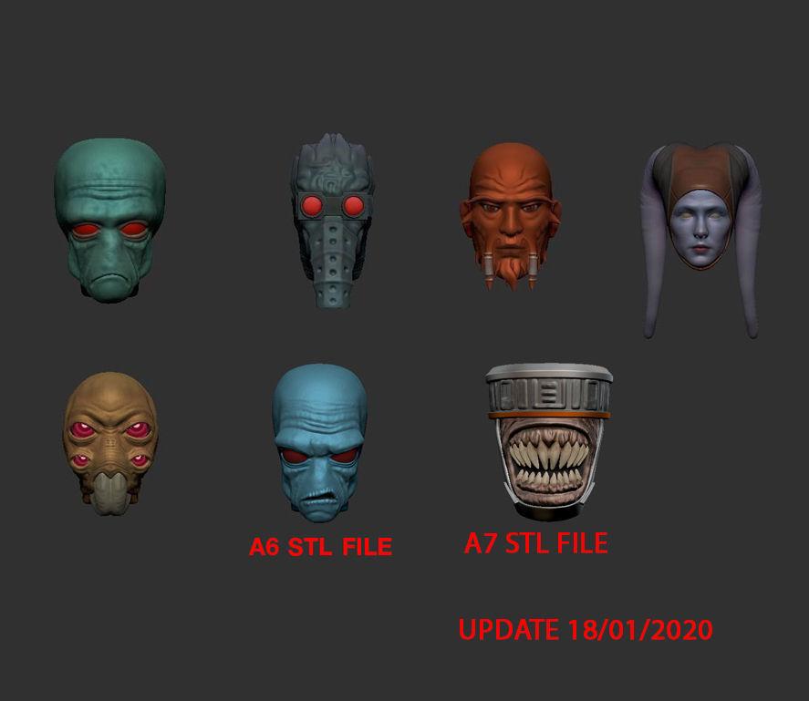 Figure Head custom