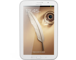 3D model Samsung Galaxy Note 8 0 White