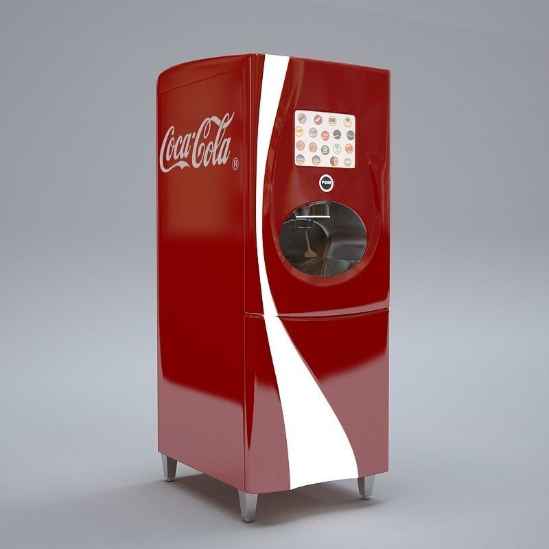 Coca-Cola Freestyle Soda dispensing machine