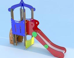 FunTowerBaby1 Max 2011 3D