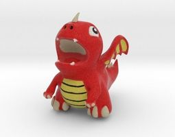 Dragonvale 3D Model