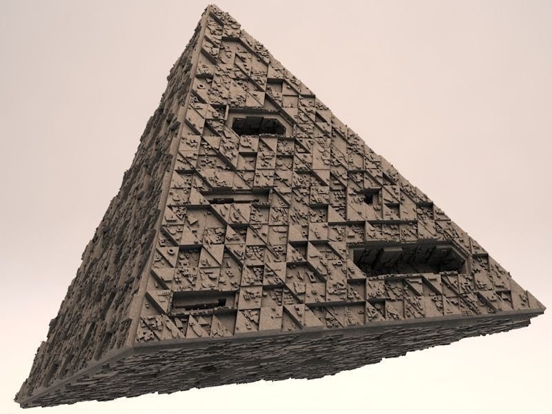 Space Station - The Pyramid