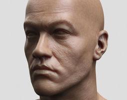 Bruce 3D Model