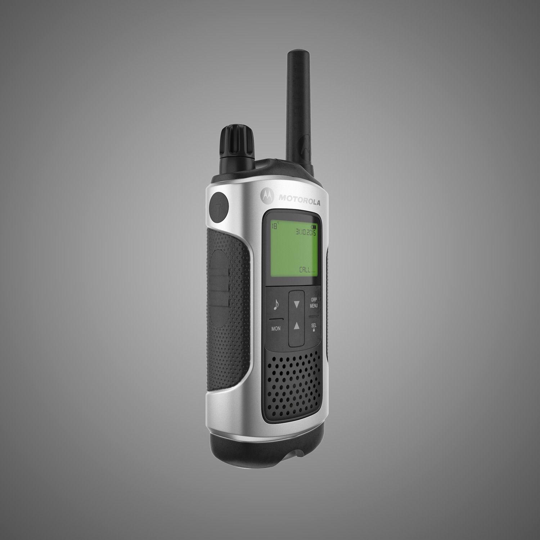 Motorola Walkie Talkie 3D Model .max