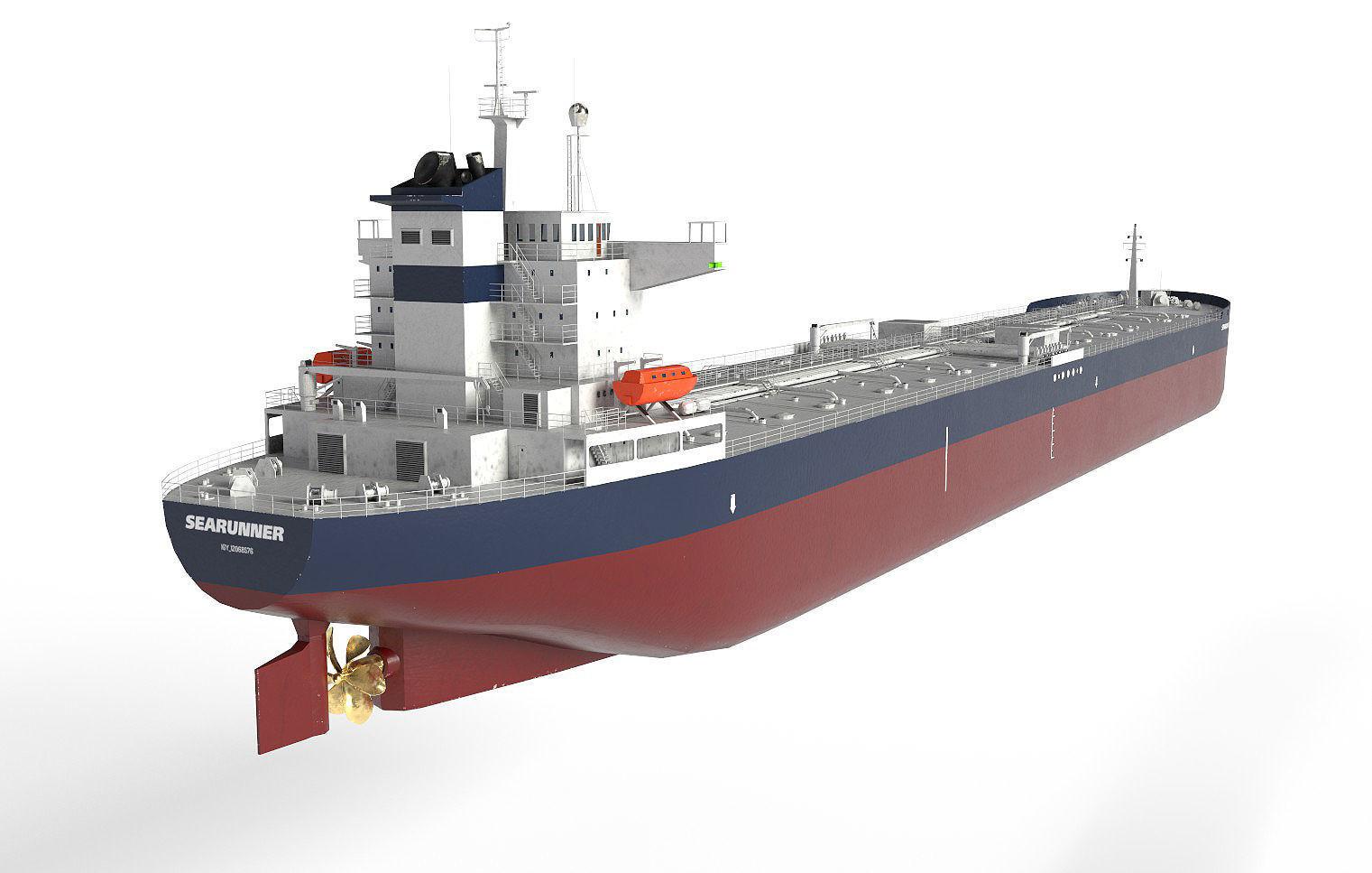 Tanker Panamax 245m