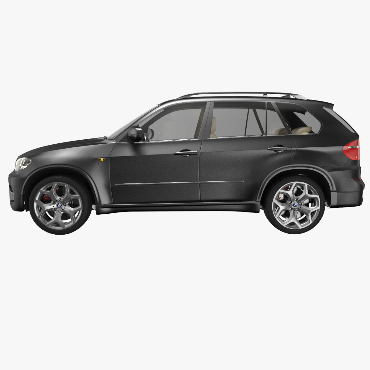 Bmw Xm5: BMW X5 3D Model .max