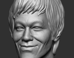 Bruce Smile 3D Model