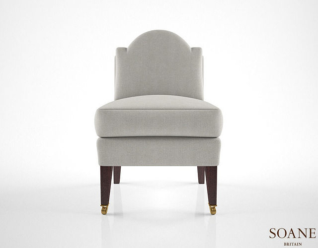 Attractive Soane The Cub Chair 3D Model