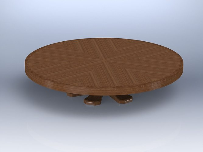 Skovby Coffee Table Images