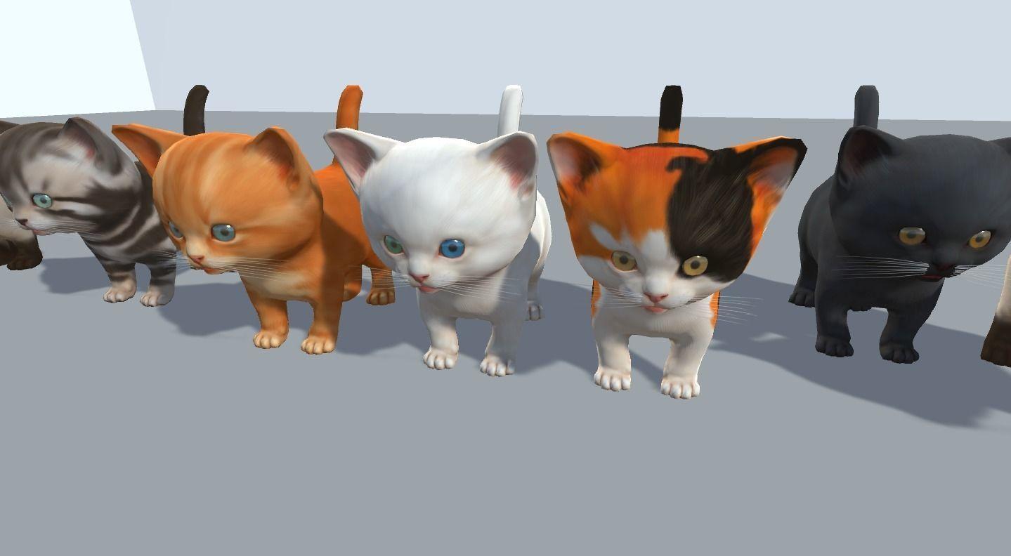 8 Kittens pack