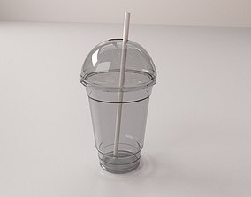 3D Dome Disposable Cup
