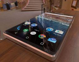 3D model Smartphone2015