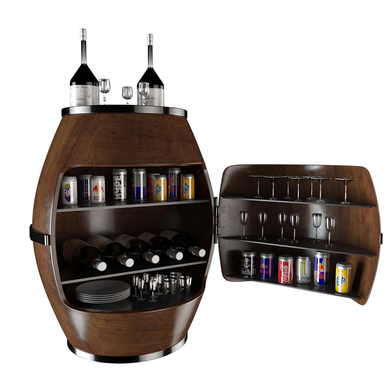 Bar Barrels