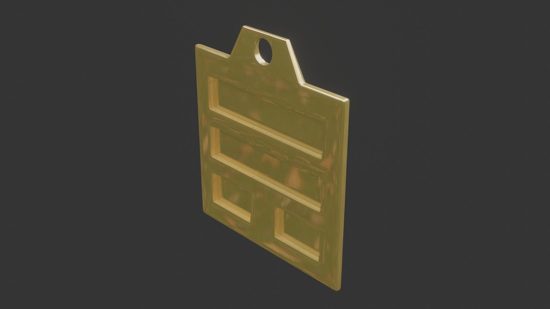 rgd xun trigram pendant mk2