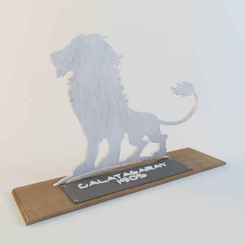 Name Tag Table3D model