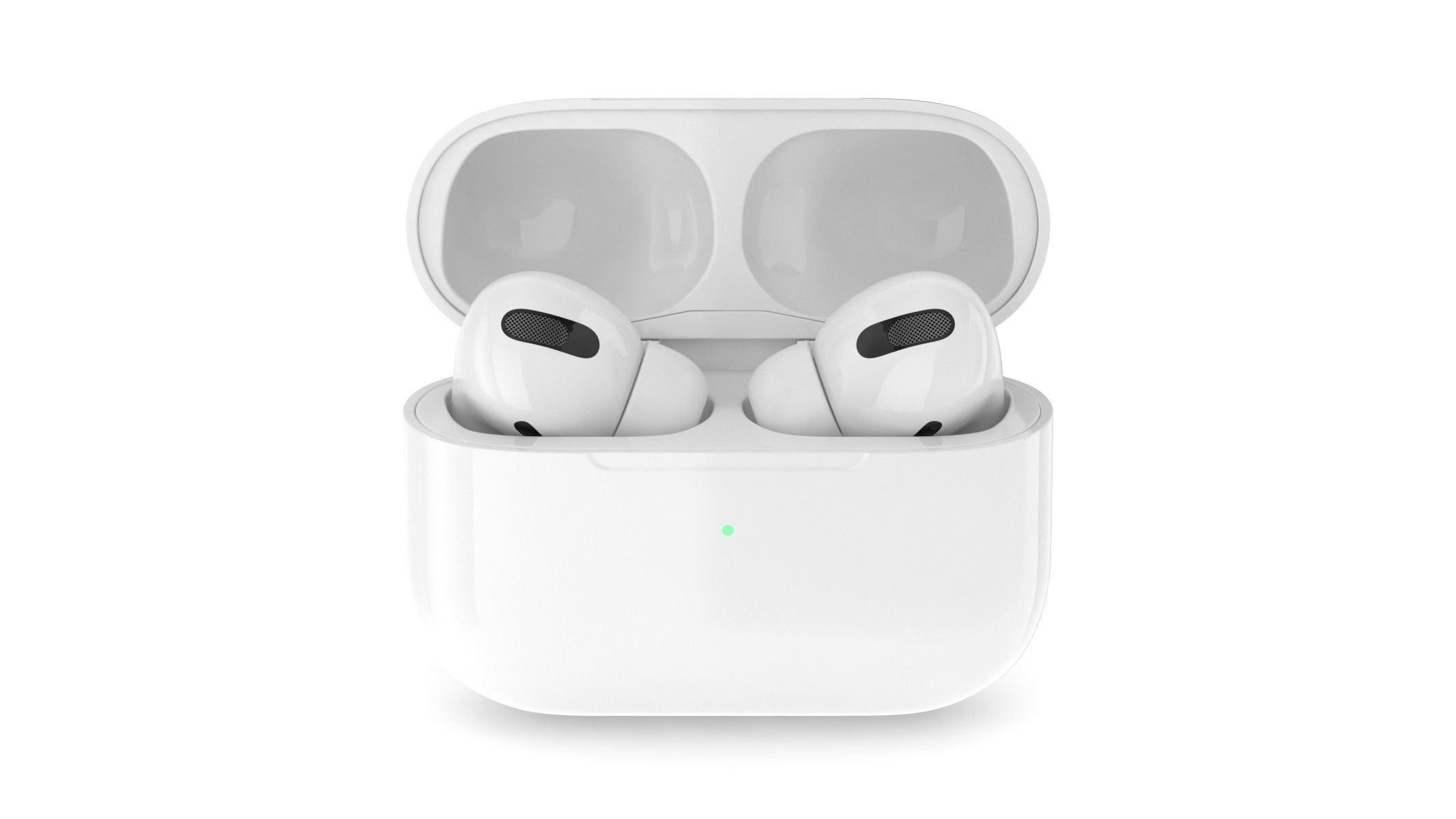 3d Model Apple Airpods Pro Cgtrader