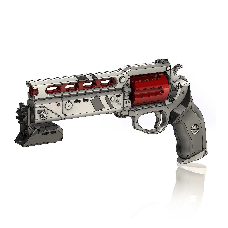 Lunas Howl Legendary Hand Cannon