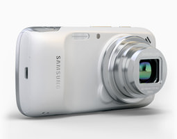 animated galaxy s4 zoom 3d