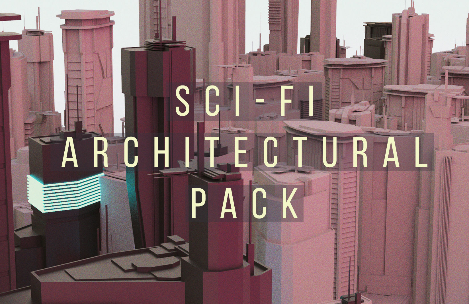 SCIFI Architectural Pack