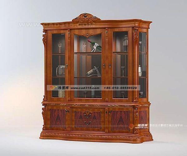 Home Furniture American Avantgarde Furnitu 3d Model 3ds