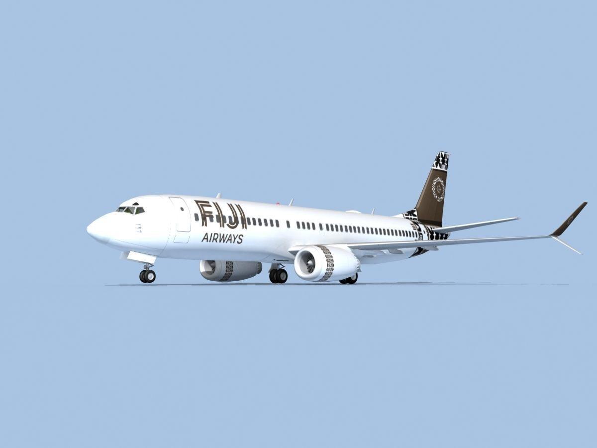 Boeing 737-800 Max Fiji Airways