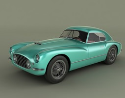Fiat V8 3D Model