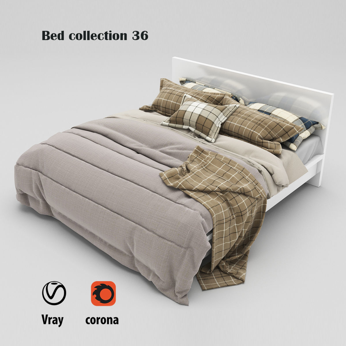 Bed collection 36