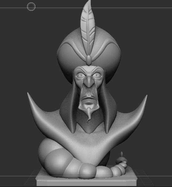 Jafar from Aladin
