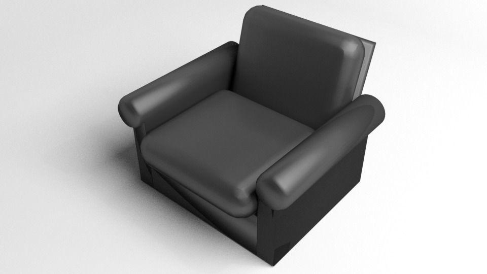 Sofa Single Seater 3