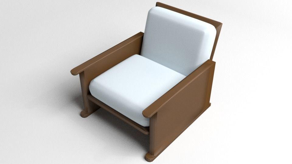 Sofa Single Seater 4