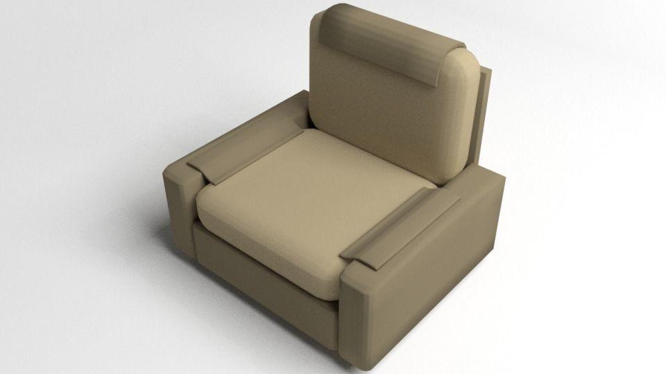 Sofa Single Seater 6