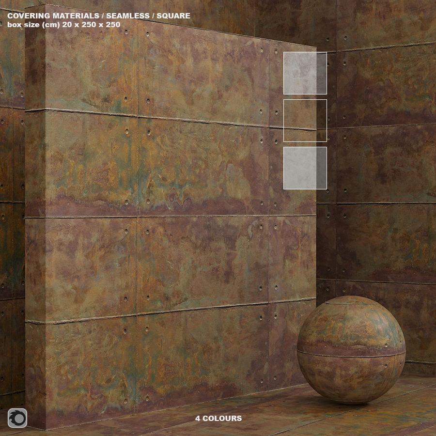 Material - seamless  plaster  rust concrete