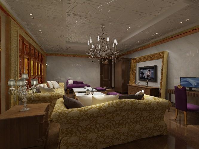 Living room 3d model living cgtrader for Living models