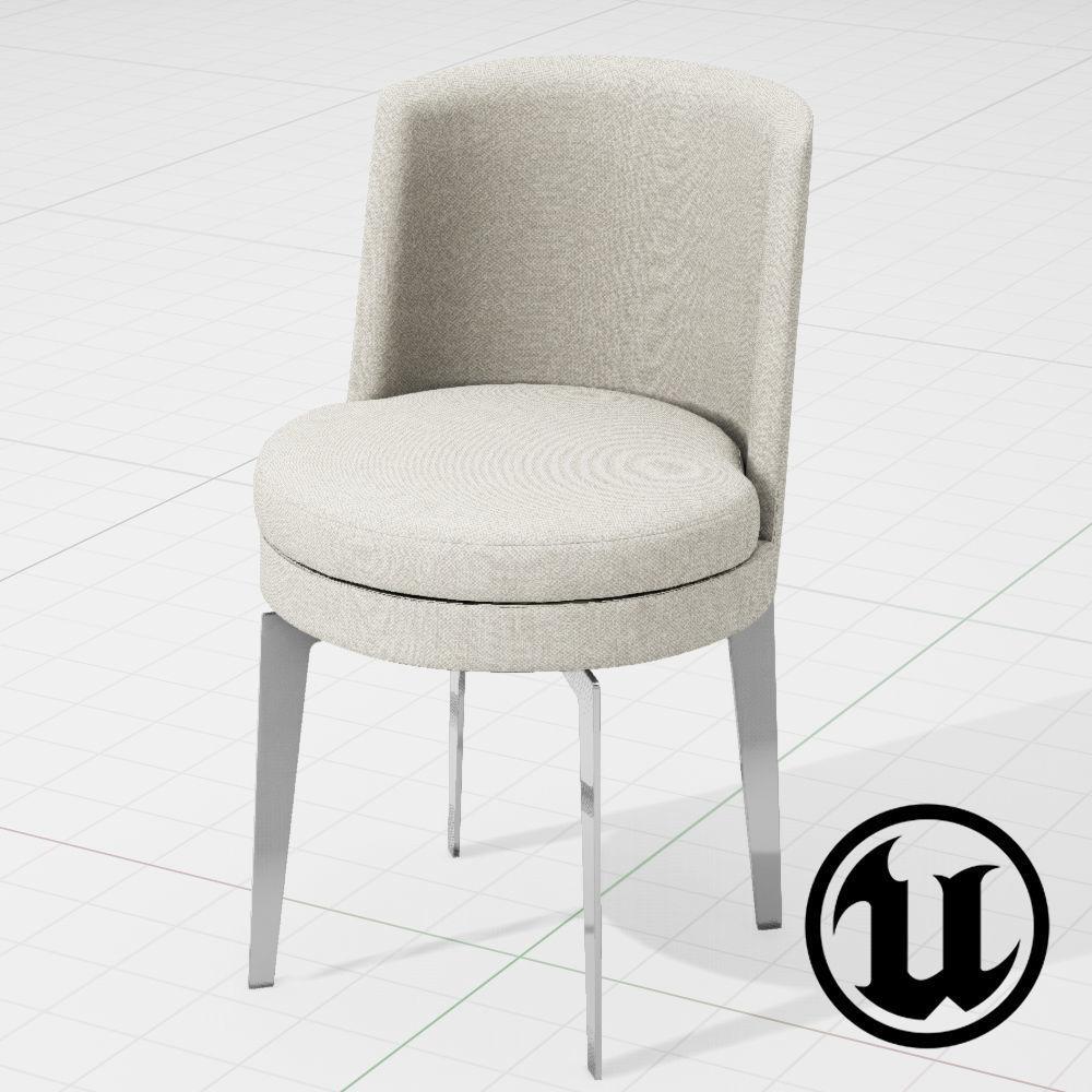Flexform Feelgood Dining Chair UE4