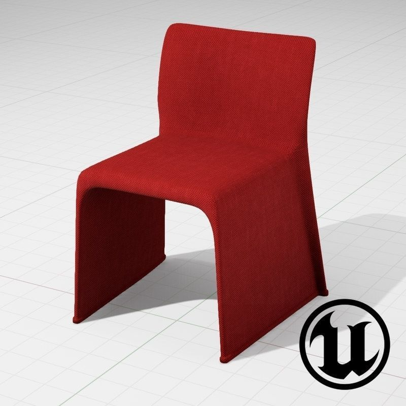 MolteniC Glove Chair UE4
