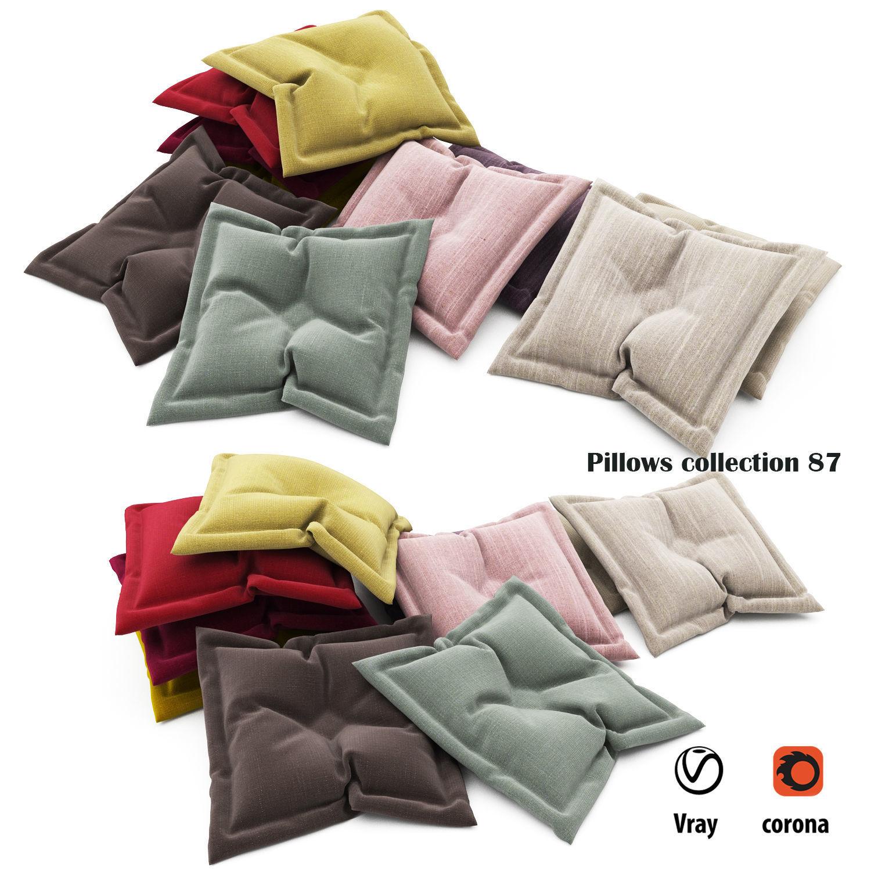 Pillows collection 87