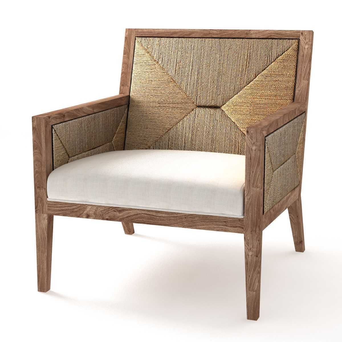 Restoration Hardware Milos Chair