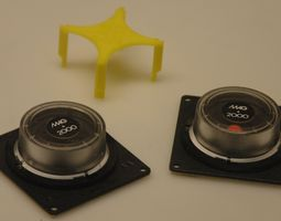3d print model mag2000 pusher tool