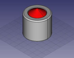 3d printable model zero gravity brainteaser