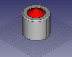 Zero Gravity Brainteaser  3D Model