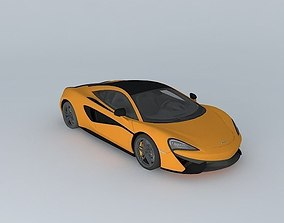 2016 McLaren 570S Coupe 3D