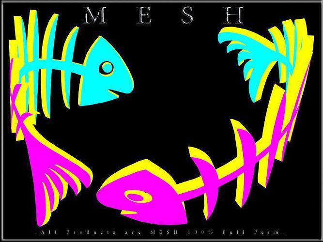 FISH BONE - Curved