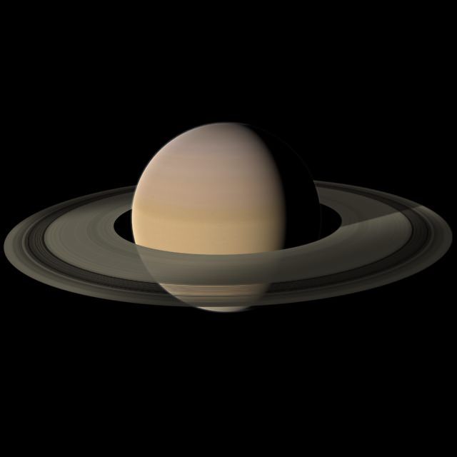 Saturn 3D Model .max .3ds - CGTrader.com