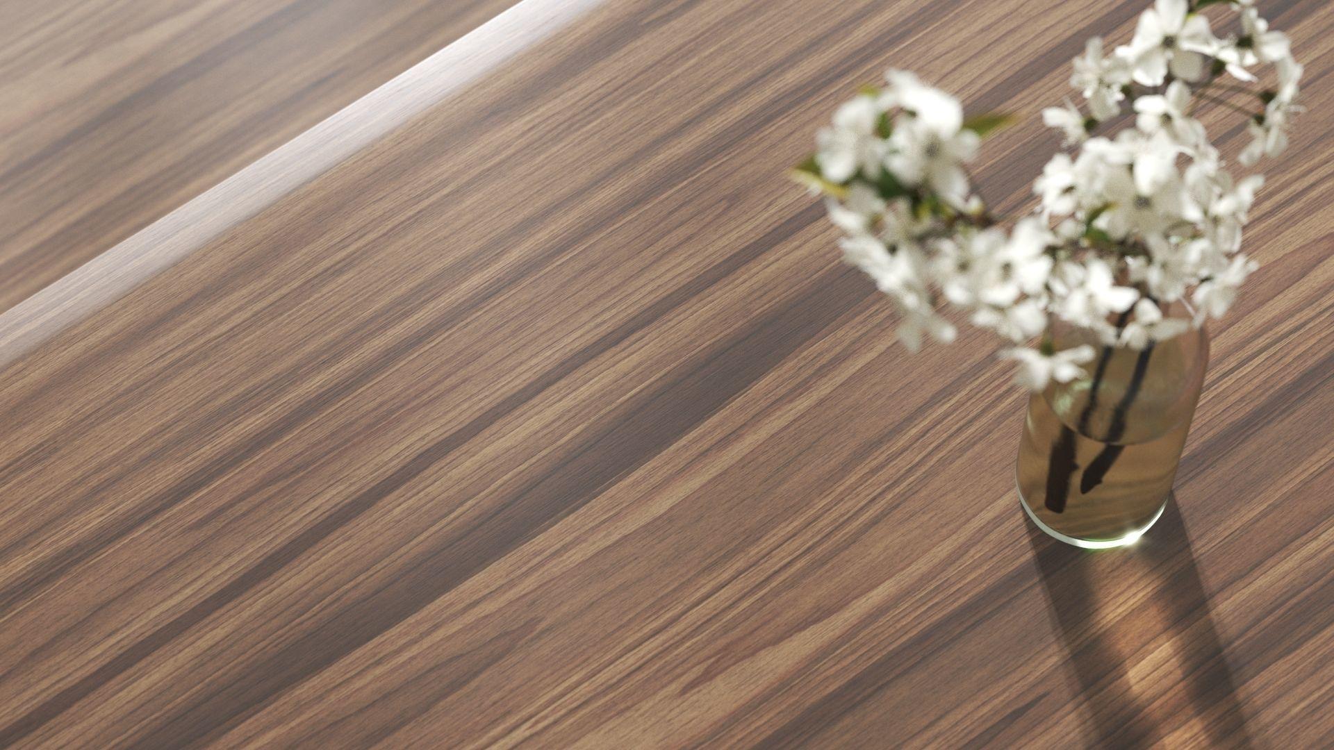 Walnut wood veneer texture