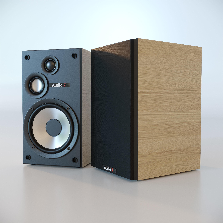 Shelf speakers